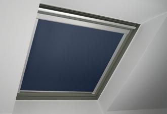 Roleta materiałowa na okna dachowe